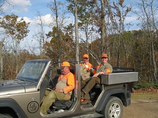 Alabama Deer Hunt - Guntersville 17