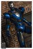 31 (manumasfotografo) Tags: ironman mark30 bluesteel actionfigure comicavestudios marvel