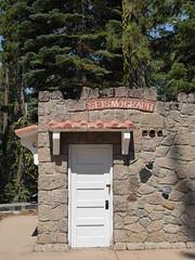 Old Seismograph station (Jim R Rogers) Tags: california lassen national park manzanita lake