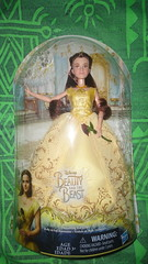 Beauty and the Beast Doll (PolynesianSky) Tags: beauty beast live action movie disney doll hasbro emma watson belle