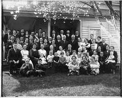 1920 - James Bates 85th birthday reunion