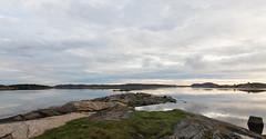 Autumn morning (Per-Karlsson) Tags: morning sea seascape water waterscape bohuslän sweden swedishwestcoast reflections