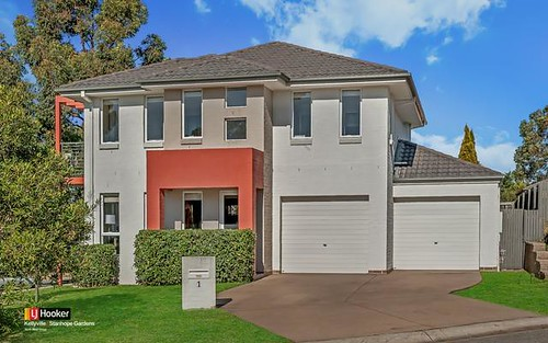 1 Didcot Cl, Stanhope Gardens NSW 2768