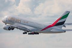 Airbus A380 Emirates A6-EDO MSN 057 (Guillaume Besnard Aviation Photography) Tags: eddl dus düsseldorf düsseldorfairport flughafendüsseldorf plane planespotting airplane aircraft canoneos canonef500f4lisusm canoneos1dsmarkiii airbus a380 emirates a6edo msn057 cn057 airbusa380 airbusa380800