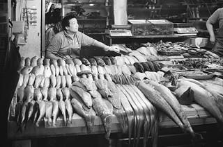 seafood dealer