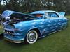 1951 Ford Victoria (splattergraphics) Tags: 1951 ford victoria customcar flames carshow litchfieldfirefightersassoc carrierickermiddleschool litchfieldme