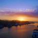 Sunrise at Dana Point Marina, CA 9-17