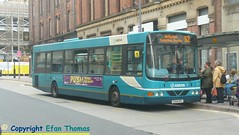 Hello old friend (Efan Thomas Elevators/Lifts & Buses) Tags: here is arriva north west buses wales wrightbus vdl sb200 commander cx54epl 2506