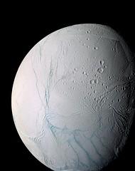 Enceladus (NASA's Marshall Space Flight Center) Tags: nasa nasas marshall space flight center cassini jpl jet propulsion laboratory solar system beyond saturn enceladus