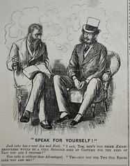 Speak for Yourself!  - Punch 1873 (AndyBrii) Tags: punch 1874 1873 wit satire