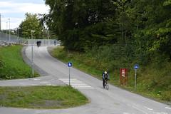 Sykkelveg Stavne 0077 (Miljøpakken) Tags: miljøpakken trondheim sykkelveg sykling sykkelrute syklister myke trafikanter