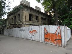 Streetart in Odessa (kalevkevad) Tags: flickr odessa ukraine streetart art public urban street graffiti odesa