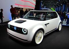 Honda Urban EV Concept (rvandermaar) Tags: honda urban ev concept hondaurbanev iaa frankfurt 2017 rvdm