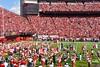 Nebraska football (stevelamb007) Tags: nikond7200 stevelamb seaofred huskernation lincoln memorialstadium rutgers football huskers nebraska
