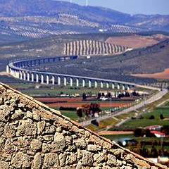 Antequera, Andalusia, Spain (pom.angers) Tags: 400 canoneos400ddigital 2017 april spain andalusia europeanunion 100 150 200 300 road bridge 5000 500 antequera