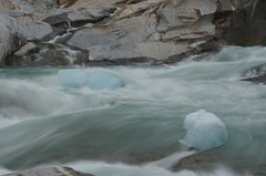 Ice from the glacier, Nigardsbreen, Norway (Williams5603) Tags: longexposure slowshutter fjord norway sognefjord nationalpark jostedalsbreen glacier nigardsbreen