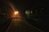 Night train to L'viv at Rakhiv train station (Timon91) Tags: ukraine ukraina ucraina oekraïne oekraine ukrain україна украина mountains mountain hills carpathians karpaty karpaten карпати rakhiv rakhov рахів rachau rahó lviv lvov lemberg львів львов trein train tren trem zug eisenbahn gleis rail railway pociag pocia rails railways ukrzaliznitsia укрзалізниця уз poezd поезд поїзд dworzec station gare gara stanica stanice