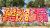 Offensive FILTH! (Positively Monstrous) Tags: graffiti art colors letters filth rude drawing weewee testicles