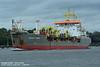 BARENT ZANEN (8315504) (004-17.09.2015) (HWDKI) Tags: barentzanen imo 8315504 schiff ship vessel hanswilhelmdelfs delfs kiel nordostseekanal kielcanal nok schachtaudorf dredger hopper mmsi 212487000 bagger