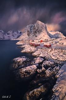 Hamnoy, Lofoten Norway