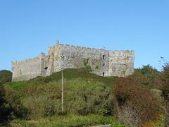 Photo of Manorbier Castle 170809_321