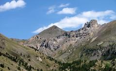 aiguille de Tortisse (b.four) Tags: mountain montagna montagne tortisse hautetinée alpesmaritimes ruby3 coth5