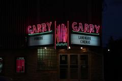 Garry Theatre (Mick L.) Tags: garrytheatre selkirk manitoba neon