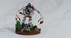 Tyranid Broodlord (Garry_rocks) Tags: lego warhammer 40k tyranids genestealers broodlord