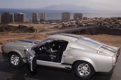 1967 Shelby GT500 Eleanor 1:24 diecast made by Road Signature (rigavimon) Tags: 124 antofagasta eleanor shelby gt500 1967