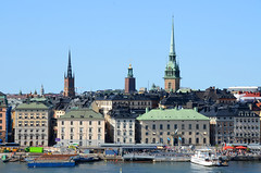 Three Towers of Stockholm