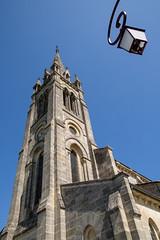 IMG_6191.jpg (Bri74) Tags: architecture church entredeuxmers france pomerol streetlight
