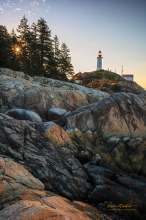 Rocky Granite Shore