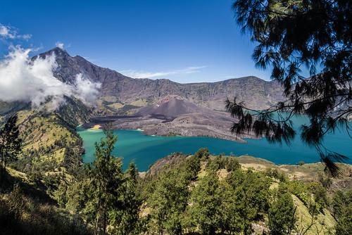 Segara Anak Lake, Lombok