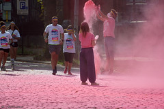The launch (Red Cathedral uses albums) Tags: sony a6000 eventcoverage sonyalpha mirrorless ocr strongmanrun gladiatorrun colourrun mudrun obstaclerun alpha colorrun thecolorrun holi pink pnk roze powder running girlsrunning race brussel brussels bruxelles tour taxis havenlaan miniskirt