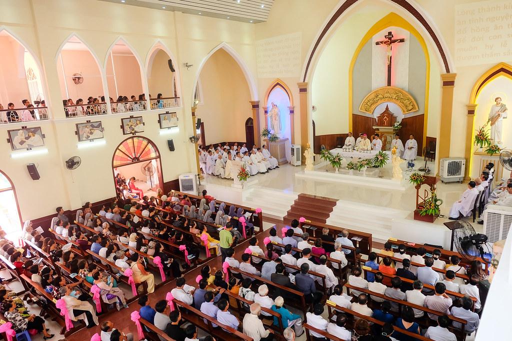 Thánh lễ tạ ơn khánh thành nhà thờ Hòa Cường – Giáo phận Đà Nẵng - Ảnh minh hoạ 50