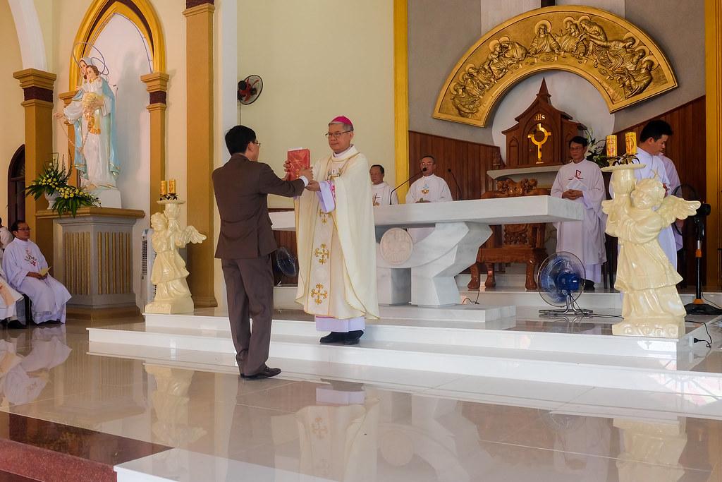 Thánh lễ tạ ơn khánh thành nhà thờ Hòa Cường – Giáo phận Đà Nẵng - Ảnh minh hoạ 16