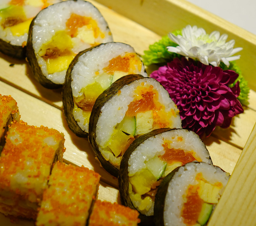 The world 39 s best photos of seafood and sushi flickr hive for Amber asian cuisine rathfarnham