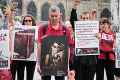 P1020692 (www.deshommesetdesanimaux.fr) Tags: corrida anticorrida nocorrida stopcorrida barbarie cruauté paris 269lifefrance