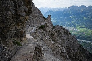 trail (Principality of Liechtenstein)