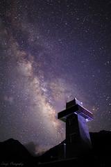 每当我找不到存在的意义,每当我迷失在黑夜里,夜空中最亮的星,照亮我前行。    from《夜空中最亮的星》 (ojang jerry) Tags: travel 四川 高原 night stars starrynight astronomy astronomic milkyway galaxy