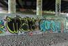 Ment, Oc (NJphotograffer) Tags: graffiti graff new jersey nj trackside rail railroad bridge ment feb crew oc mhs