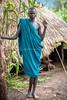 Suri Tribe, People of the Omo Valley, Ethiopia - Tribu Suri, Peuple de la Vallée de l'Omo, Éthiopie ( Jean-Yves JUGUET ) Tags: tribe tribal tribu tribes ethnic ethnology ethnie culture tradition ethiopia ethiopie tulgit turgit kibish surma suris suri field boy kid child tree arbre peuledelavalléedelomo peopleoftheomovalley nomadicpeople artistic pigments rite bodypainting adornment east africa
