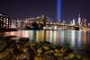September 11, 2017 (BrianEden) Tags: brooklynbridgepark manhattan september11 beams tribute newyork sept11 ny lights wtc 2017 lightcanons worldtradecenter nyc newyorkcity tributeinlight brooklynbridge brooklyn neverforget 911 dumbo unitedstates us