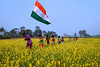 70 Years of Independence - The Wonder of Indian Democracy (pallab seth) Tags: जयहिंद india nation tricolour nationalflag bengal independenceday 2017 girl boy celebration indian happy child children kid kids india70