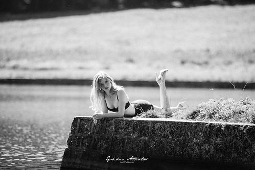 Charlotte Mequignon - La Solitudine by Gokhan Altintas