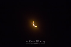 233/365 : 2017 Solar Eclipse (niseag03) Tags: 2017 31stmusicrowladiesgolftournament eclipse solareclipse project365