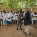 Shoulder to shoulder, sharing medical practices: American and Cameroonian military medical professionals partner, develop relationship through MEDRETE 17-5
