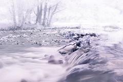 36/52 (2017): Mystic waters. (IR) (Sean Hartwell Photography) Tags: westokementriver okehampton devon infrared ir river okement landscape water highkey week362017 52weeksthe2017edition weekstartingsundayseptember32017