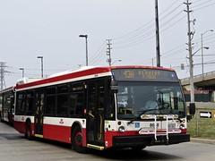 Toronto Transit Commission 8648 (YT | transport photography) Tags: ttc toronto transit commission nova bus lfs