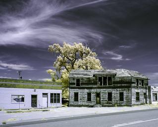 Brownell, Kansas